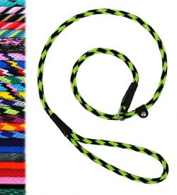 4 ft Slip Lead British Style by Mendota Quick Leash