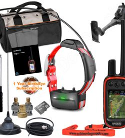 Garmin Alpha 100 Deer Dog Bundle with TT15 Minis or Standard Collars
