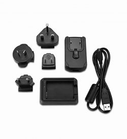 Garmin Li-Ion Battery Charger for the Garmin Alpha 100 with a Garmin Alpha Battery – Combo