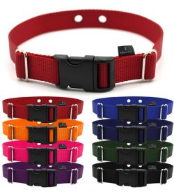 Replacement Dog Pet Fence Collar Strap