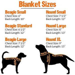 ODS Blanket Size Chart