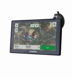 ODS window mount for garmin drivetrack 70
