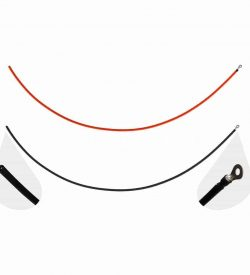 Tuff Skin Long Range Replacement Collar Antenna