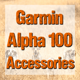 Garmin Alpha 100 Accessories