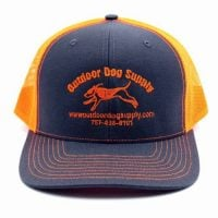 Trucker orange new ods hat