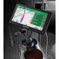 Premium Adjustable Cup Mount for the Garmin DriveTrack 70