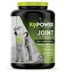 Joint Strong - Dog Joint Health and Mobility