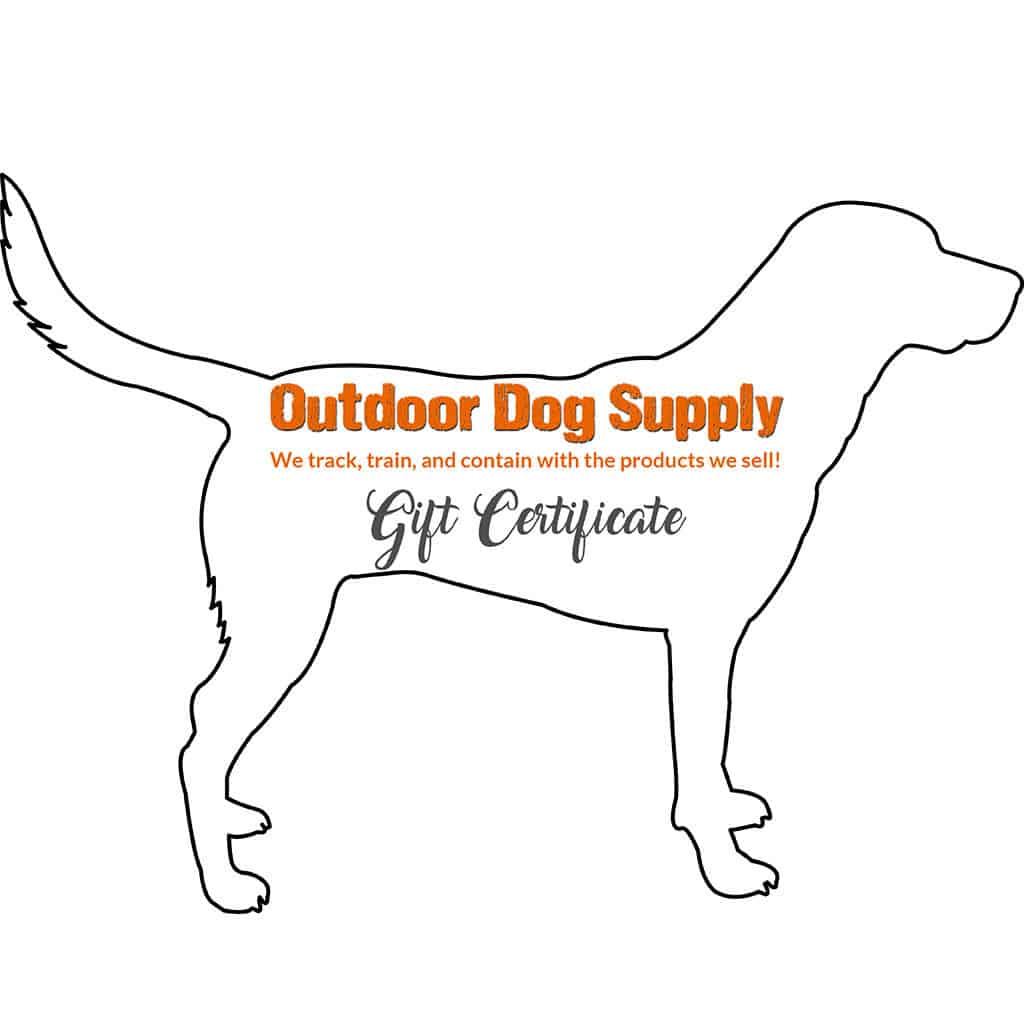 ods gift certificate