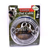 Jumbo Tie Out Cable 30ft in box