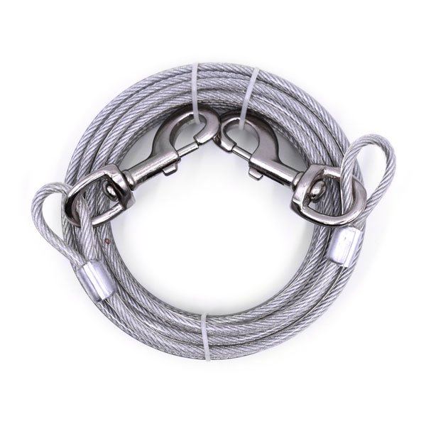 Jumbo Tie Out Cable 30ft